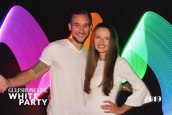 Light Painting with Infinite Photo Booth | Photo Magic Events in SWFL