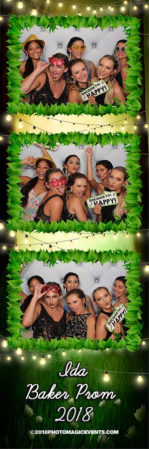 Infinite Booth with Photo Strip Collage | Photo Magic Events