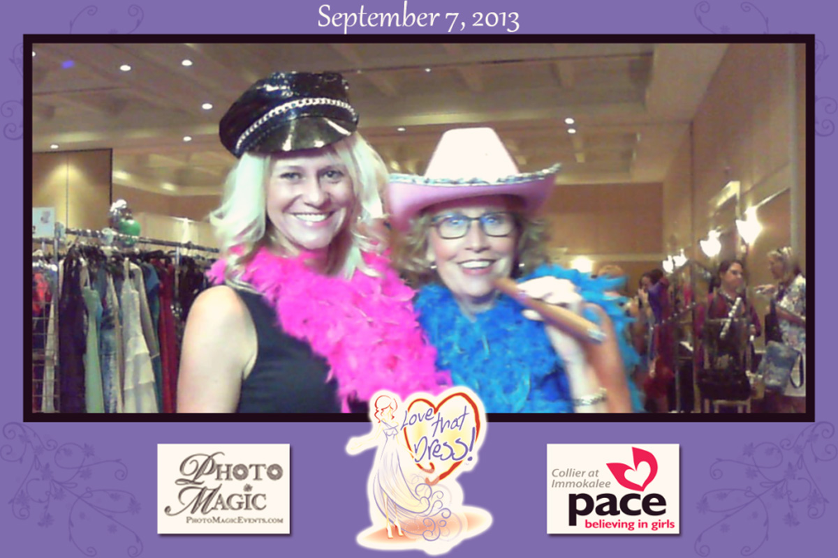 Love That Dress! Benefitting PACE Center for Girls, Collier at Immokalee | Photo Magic Events